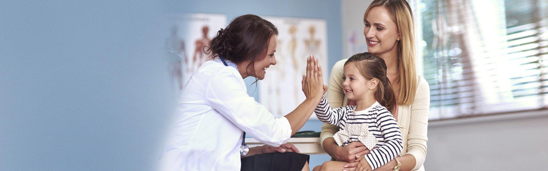 slide Formazione in Pediatria